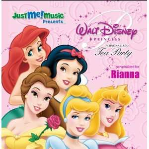 Disney Princess Tea Party Rianna (ree AH nuh) Music