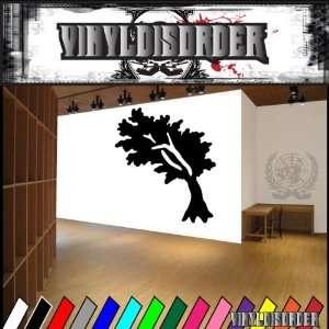 Landscape Trees NS015 Vinyl Decal Wall Art Sticker Mural