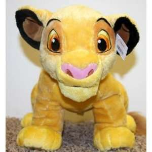 Hard to Find Disney Lion King Adorable Baby Cub Simba 13