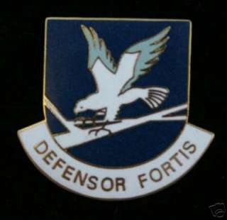 us air force security forces police defensor fortis commemorative pin