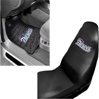 Pc Front Floor Mats And New England Patriots Car Seat Cover Value