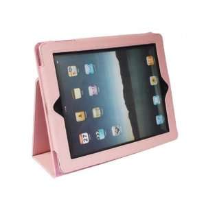 Premium Leather Folio Case Cover with Stand for Apple iPad 2/ iPad