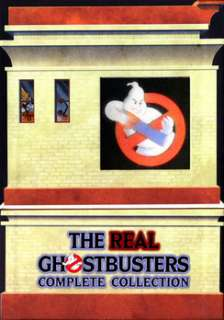 The Real Ghostbusters The Complete Series (DVD)