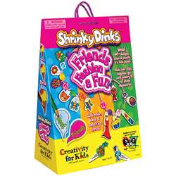 Shrinky Dinks Friends, Fashion and Fun Craft Kit