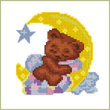 Teddy Bears Machine Embroidery Designs Set 4x4 hoop