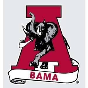 ALABAMA CRIMSON TIDE Classic A BAMA Logo vinyl decal 4 car truck