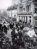 Queen Victorias Funeral Procession at Windsor, 1901 Photographic