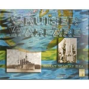 Great War at Sea Cruiser Warfare Toys & Games