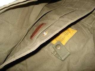 Ralph Lauren Polo GI Military Surplus Messenger Bag