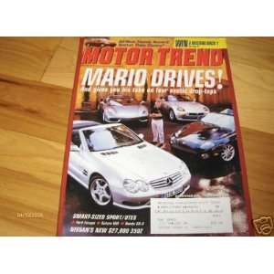 ROAD TEST 2003 Honda Accord Motor Trend Magazine Automotive