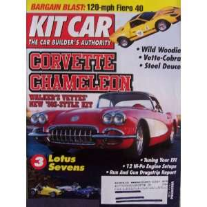 Kit Car [ Vol. 22 No. 3, May 2003 ] The Car Builders Authority