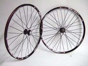 NEW 26 26 inch ATB Mountain Bike Disc Brake Wheel Set