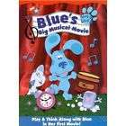 Blues Clues   Blues Big Musical Movie DVD, 2000, Sensormatic