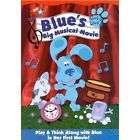 Blues Clues   Blues Big Musical Movie DVD, 2000, Sensormatic