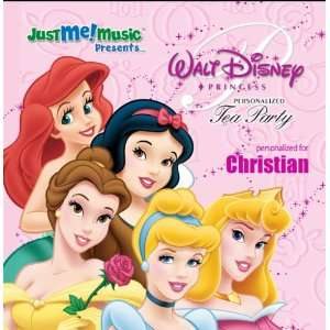 Disney Princess Tea Party Christian Music