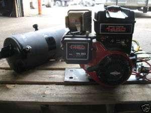 Briggs Stratton Engine Hydraulic Pump Oil Tank Controls