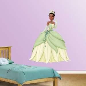 Disney Princess Tiana Vinyl Wall Graphic Decal Sticker