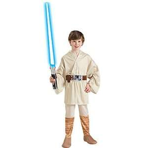 Rubies Costume Co 33109 Star Wars Luke Skywalker Child Costume