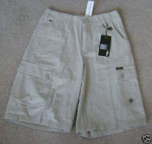 NEILL Stone Cargo/Casual Shorts Mens sz 28 NEW/NWT