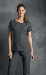 New w/Tags Cherokee Round Neck Scrub Top, sizes XS  3XL 15 colors