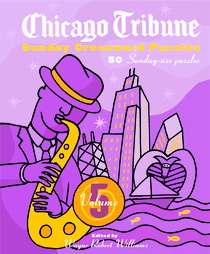 Chicago Tribune Sunday Crossword Puzzles 5