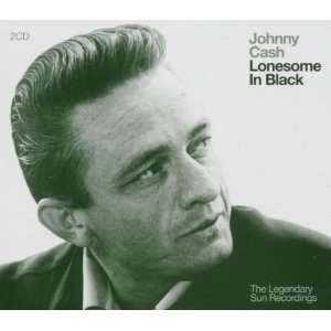 Lonesome in Black Legendary Sun Recordings Johnny Cash Music