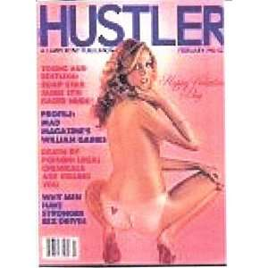 : Hustler Magazine February 1981 Valentines Day: Larry Flint: Books