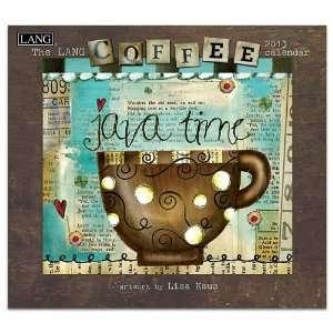Coffee 2013 Wall Calendar Lisa Kaus: Office Products