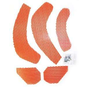 Screen Kit Arctic Cat   Neon Orange Automotive