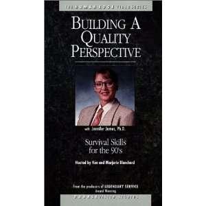 Perspective [VHS]: Dr. Jennifer James, Derek Packard: Movies & TV