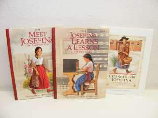 Josefina American Girl Huge Lot Cocina Picnic Clothes Books Outfits