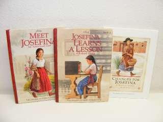 Josefina American Girl Huge Lot Cocina Picnic Clothes Books Outfits