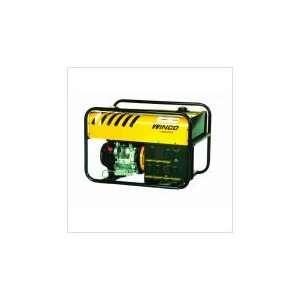 Winco Power Systems WC5000H Industrial Series 5000 Watt Portable Gas