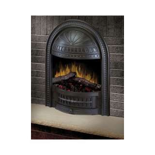 Dimplex 23 Deluxe Electric Fireplace Insert with Cast