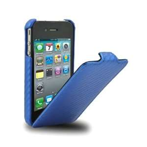 Graphite Case for iPhone 4   Chicago Blue   Fits AT&T iPhone Cell
