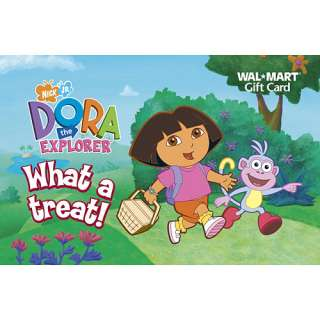Dora the Explorer Gift Card Gift Cards