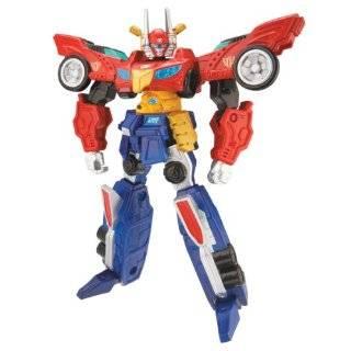 Power Rangers Retrofire Megazords Retrofire RPM High Octane Megazord