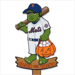 SC Sports MTB 30 Halloween Stake   New York Mets
