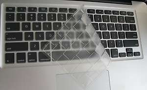 SILVER keyboard cover skin Protector FILM FOR DELL XPS 14Z 15Z SERIES