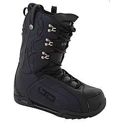 LTD Universe Mens Black Snowboard Boots