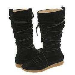 MICHAEL Michael Kors Fairbanks Lace Up Boot Black