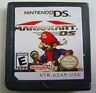 Super Mario Kart For Nintendo DS NDS NDL DSi DSiLL DSiXL XL LL 3DS