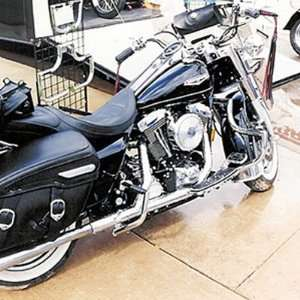 Lindby BL102 1/09 Gloss Black Front Highway Bar For Harley