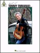 Tommy Emmanuel Best Of Guitar Tab Book NEW