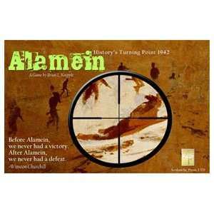 Alamein Historys Turning Point 1942 Toys & Games