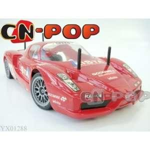 car electric radio remote control racing car 4wd toy Toys & Games