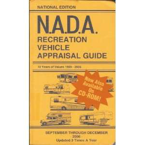 N.A.D.A. Recreation Vehicle Appraisal Guide (September