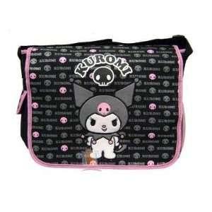 Hello Kitty Kuromi   Black Messenger Bag Toys & Games