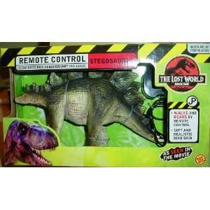 Park   The Lost World   Remote Control Stegosaurus Toys & Games