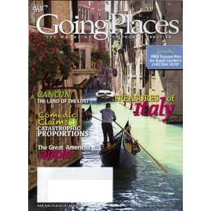 Going Places Magazine September October 2011 Going Places Books